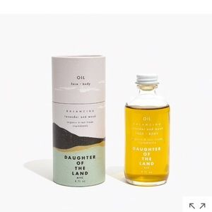 Madewell Daughter of the Land Balancing Oil